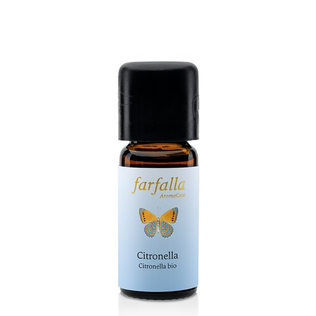 Citronella, bio, Grand Cru, 10ml