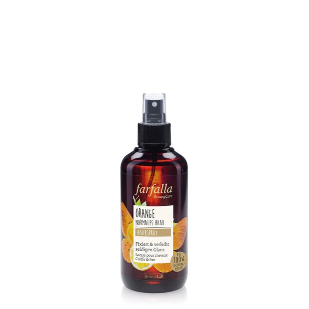Natural Hair Care, Haarspray - Orange, 200ml
