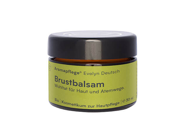 Brustbalsam, Evelyn Deutsch, bio, 30ml